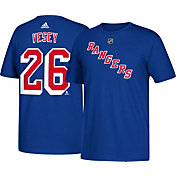 adidas Men's New York Rangers Jimmy Vesey #26 Royal T-Shirt