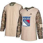 947020f5344 adidas Men's New York Rangers Camo Authentic Pro Jersey