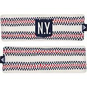 adidas Women's 2018 Winter Classic New York Rangers Knit Headband