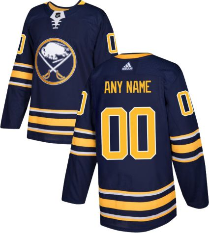 1135ff81e adidas Men s Custom Buffalo Sabres Authentic Pro Home Jersey ...