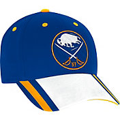 adidas Men's 2018 Winter Classic Buffalo Sabres Structured Blue Flex Hat