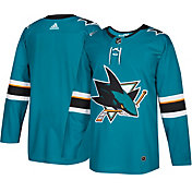 adidas Men's San Jose Sharks Authentic Pro Home Jersey