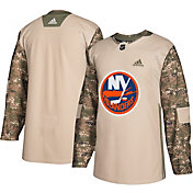adidas Men's New York Islanders Camo Authentic Pro Jersey