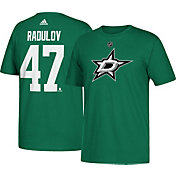 adidas Men's Dallas Stars Alexander Radulov #47 Green T-Shirt