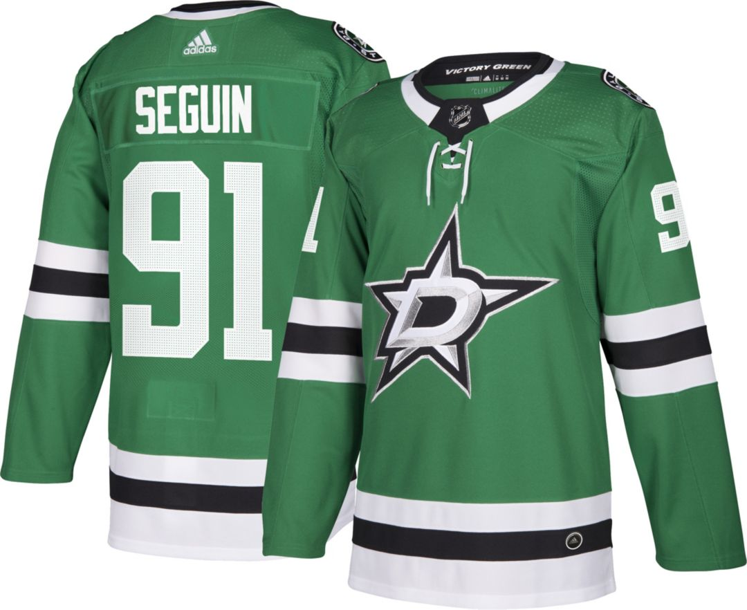 low priced f86db 40b93 adidas Men's Dallas Stars Tyler Seguin #91 Authentic Pro Home Jersey