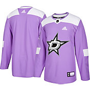 adidas Men's Dallas Stars Hockey Fights Cancer Authentic Pro Jersey