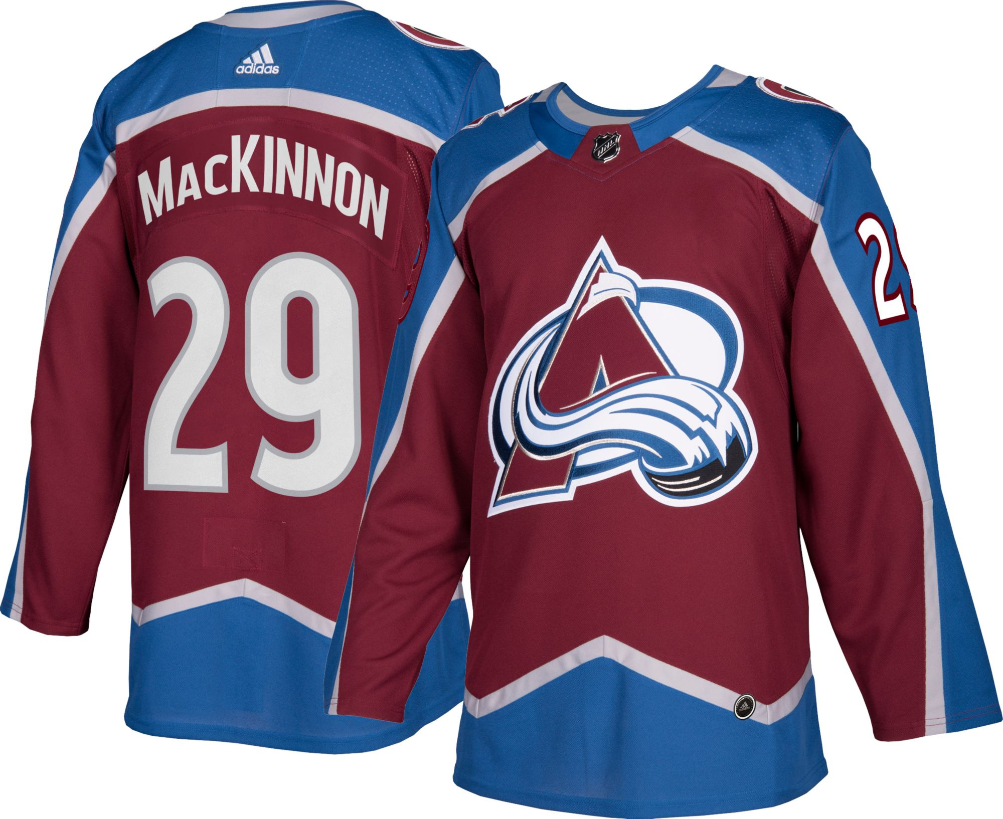 0c814d95d 29 blue alternate authentic reebok colorado avalanche nhl jersey 77338  fcf42  ireland adidas mens colorado avalanche nathan mackinnon 29 authentic  pro home ...