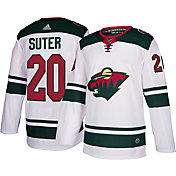 adidas Men's Minnesota Wild Ryan Suter #20 Authentic Pro Away Jersey