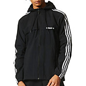 adidas Originals Men's 3-Stripes Windbreaker Jacket
