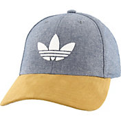 adidas Originals Men's Trefoil Plus Precurve Hat