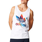 adidas Originals Men's Trefoil Graphic Sleeveless Shirt