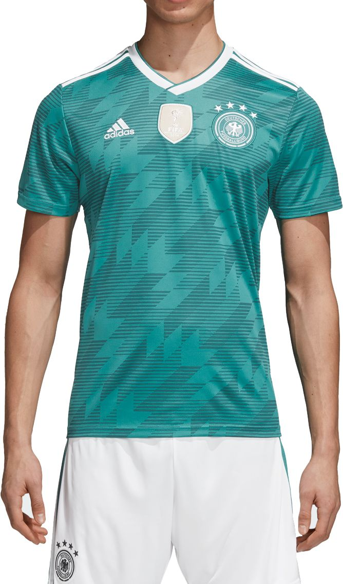 7fe8a09a0f adidas Men s 2018 FIFA World Cup Germany Stadium Away Replica Jersey ...