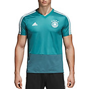 adidas Men's Germany Training Teal Performance Shirt