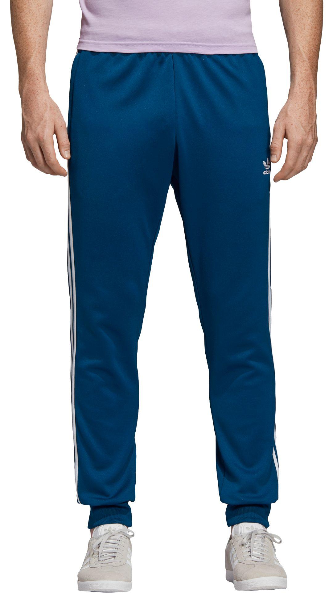 cheap for discount 8c480 8bc7d adidas Originals Men's Superstar Track Jogger Pants