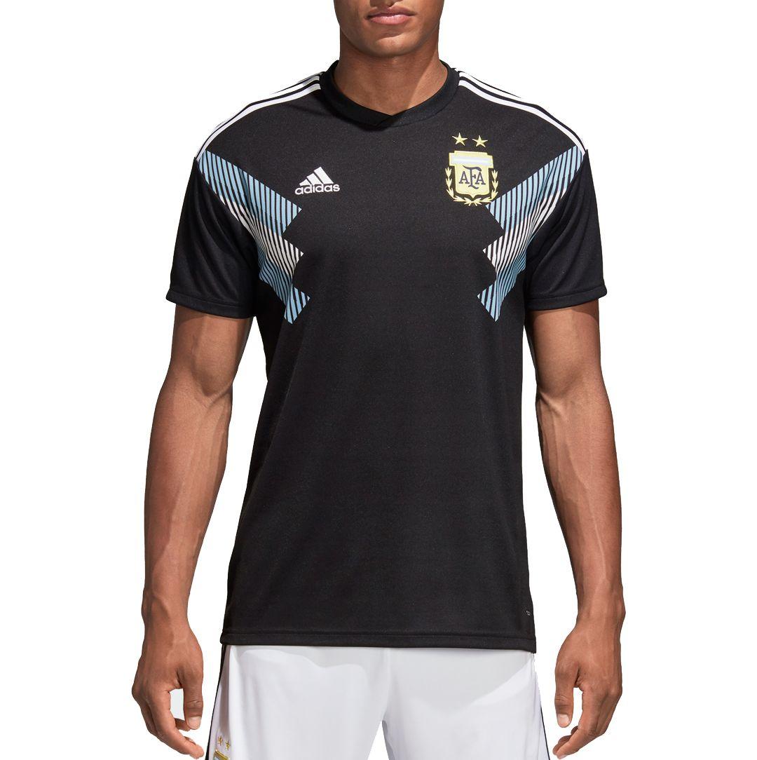 c453f1c2653cc1 adidas Men's 2018 FIFA World Cup Argentina Stadium Away Replica Jersey 1