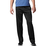 adidas Men's Team Issue 3-Stripe Open Hem Pants