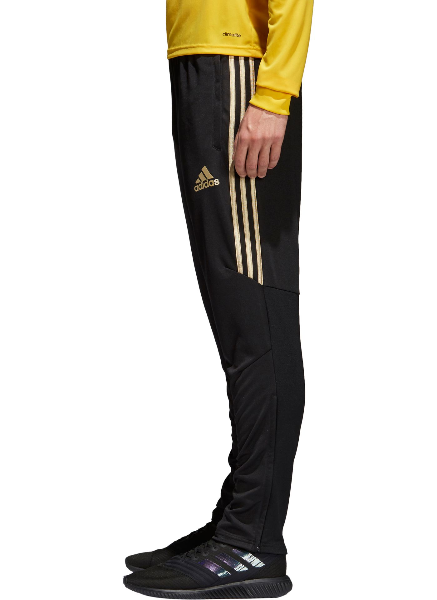 adidas Men's Tiro 17 Metallic Training Pants