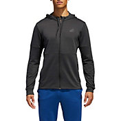 adidas Men's Axis Point Full Zip Jacket