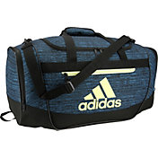 Product Image · adidas Defender III Small Duffle Bag · Bright Cyan Subdued  Black ... 00fa43fd5a