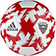 adidas D.C. United Team Mini Soccer Ball
