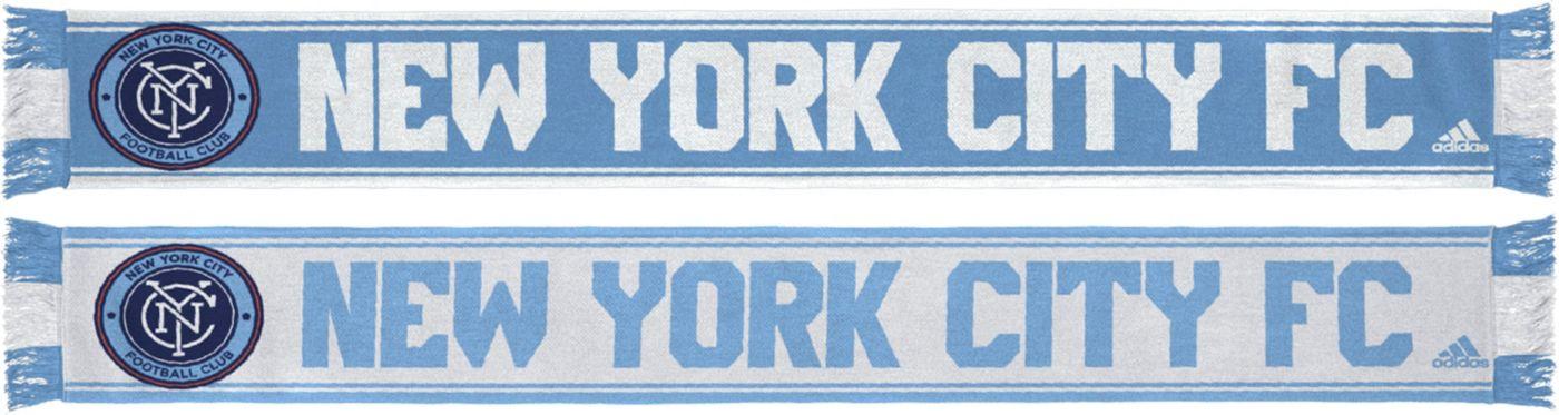 adidas New York City FC Scarf