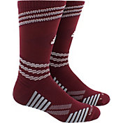 adidas Speed Mesh Team TRAXION Single Crew Socks