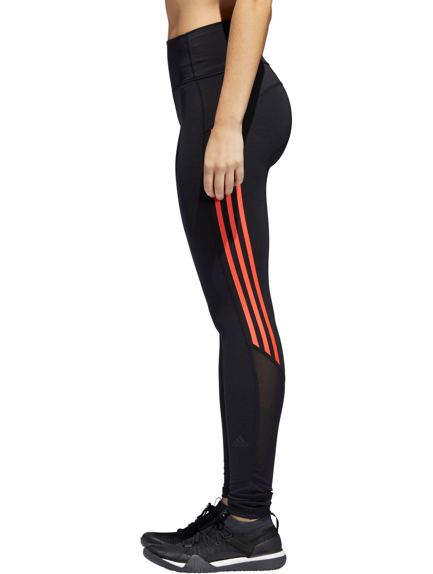 adidas Women's Believe This 3-Stripe 7/8 Training Tights