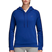adidas Women's Essentials 3-Stripes Hoodie