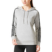 adidas Women's Essentials 3-Stripes Hoodie