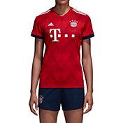 adidas Women's Bayern Munich 2018 Stadium Home Replica Jersey