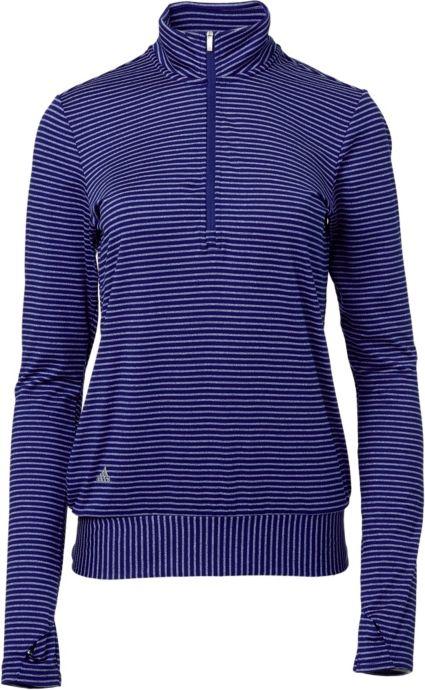 adidas Women's Advantage 1/4-Zip Pullover