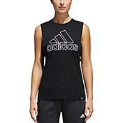 adidas Women's Flock Muscle Tank