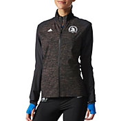 adidas Women's Boston Marathon Supernova Storm Running Jacket