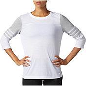 adidas Women's Jersey 3/4 Sleeve Shirt