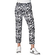 adidas Women's Ultimate adistar Printed Ankle Golf Pants