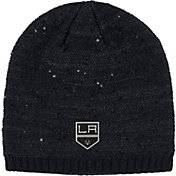 adidas Women's Los Angeles Kings Fashion Black Beanie