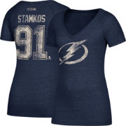 CCM Women's Tampa Bay Lightning Steven Stamkos #91 Royal T-Shirt