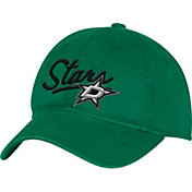 adidas Women's Dallas Stars Green Slouch Adjustable Hat