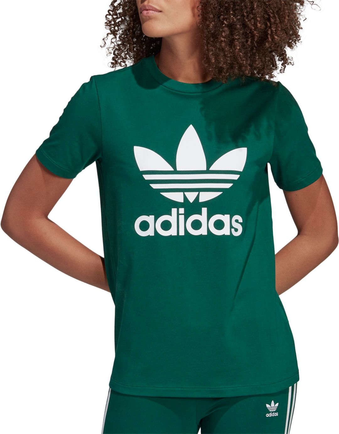 7b8b2128 adidas Originals Women's Trefoil T-Shirt | DICK'S Sporting Goods