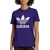 adidas shirt purple