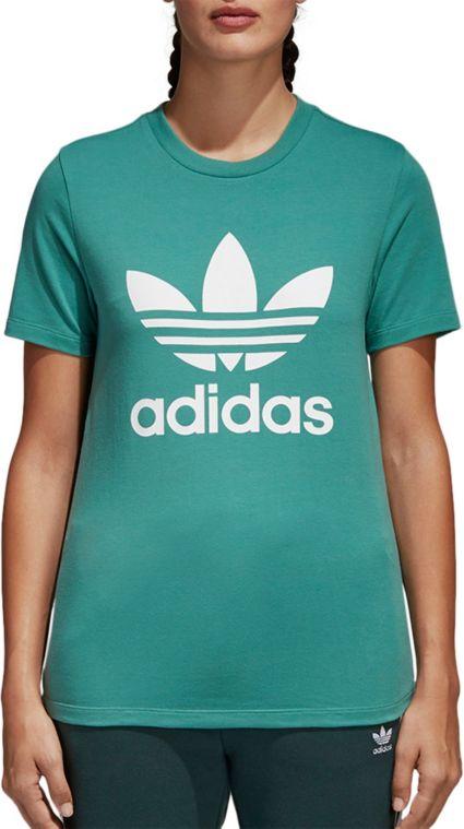 adidas Originals Women s Trefoil T-Shirt. noImageFound aaf1388a2117