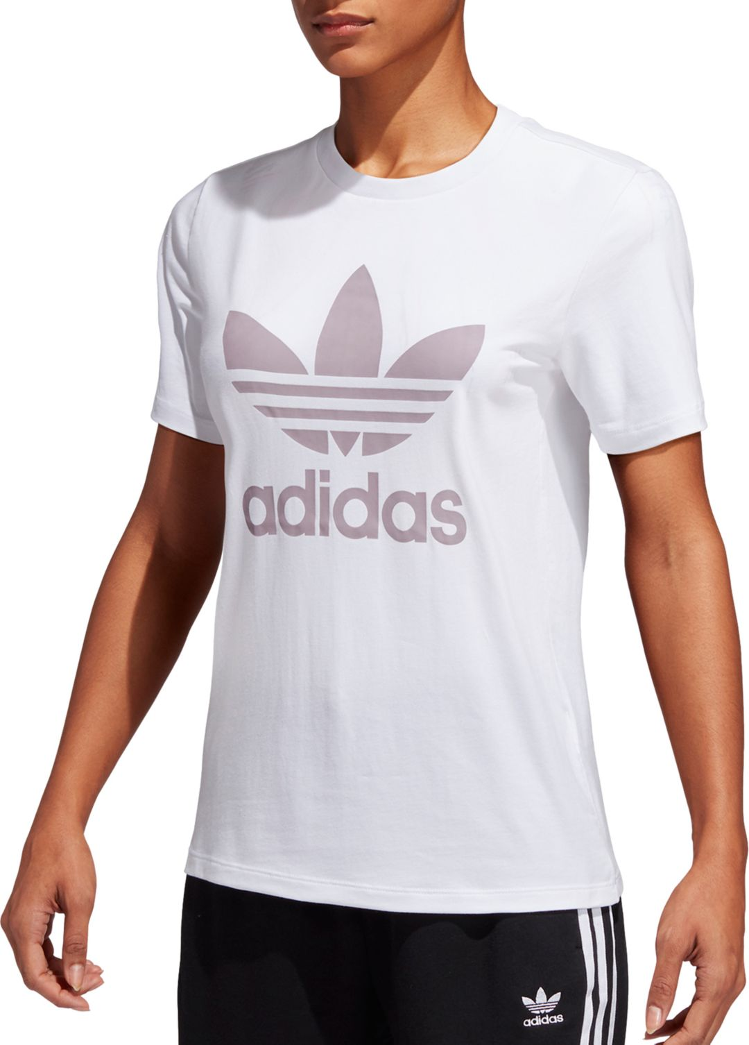 adidas Originals Women's Trefoil T Shirt