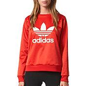 adidas Originals Women's Trefoil Crewneck Sweatshirt