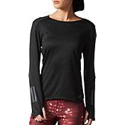 adidas Women's Response Running Long Sleeve Shirt