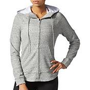adidas Women's Sport2Street Full Zip Hoodie