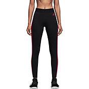 adidas Women's Essentials 3 Stripes Tights