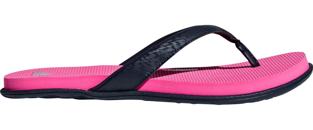 80a1a971bae adidas Women s Cloudfoam One Thong Sandals 1