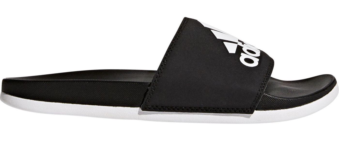 adidas Women's Adilette CloudFoam Plus Slides