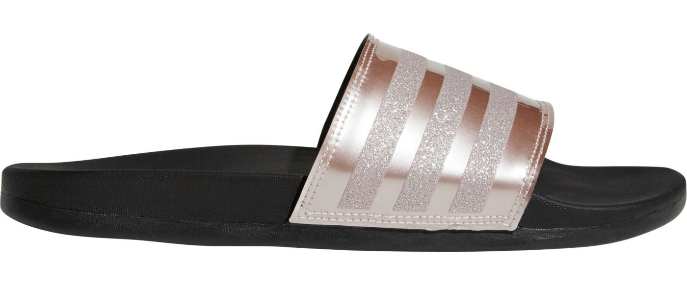 adidas Women's Adilette CloudFoam Plus Explorer Slides