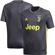 adidas Youth Juventus 2018 Stadium Away Replica Jersey